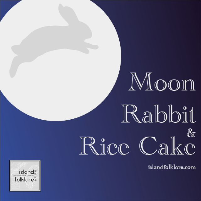 Moon Rabbit and Rice Cake